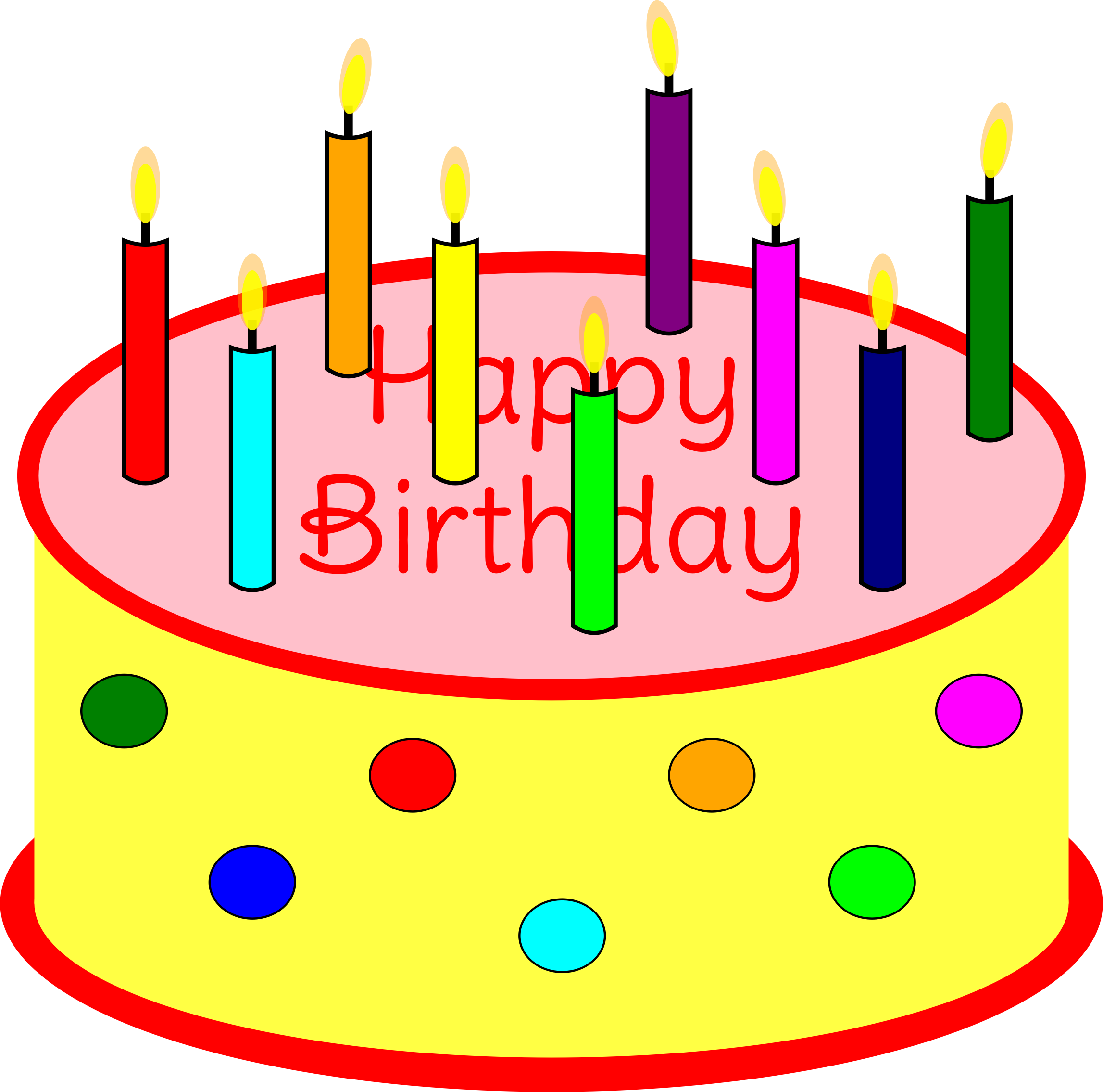 Incredible Clipart Birthday Cake 2 Clipart Station Funny Birthday Cards Online Fluifree Goldxyz