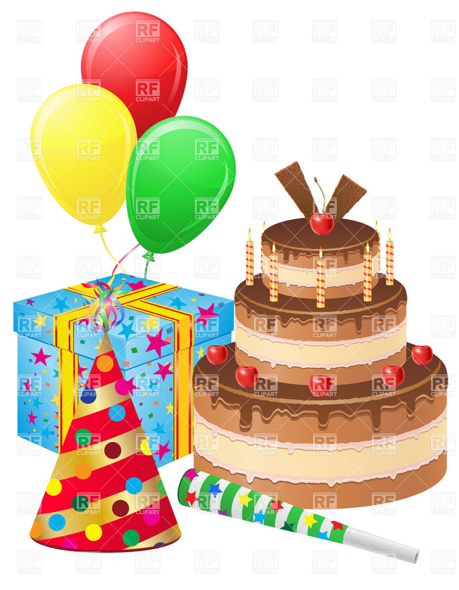 Superb Clipart Birthday Cake And Balloons 5 Clipart Station Funny Birthday Cards Online Alyptdamsfinfo