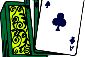 clipart deck of cards