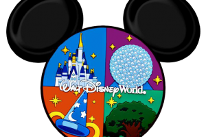 clipart disney world 3