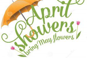 clipart for april showers 3