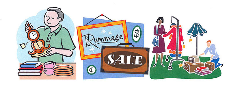 Clipart for rummage sale 4 » Clipart Station