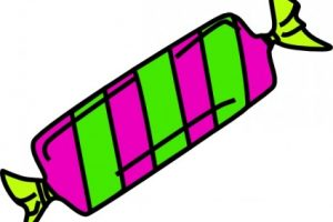 clipart of candy 2