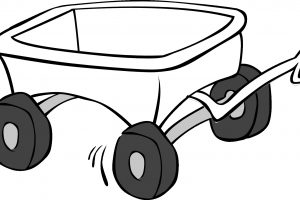clipart of wagons 3
