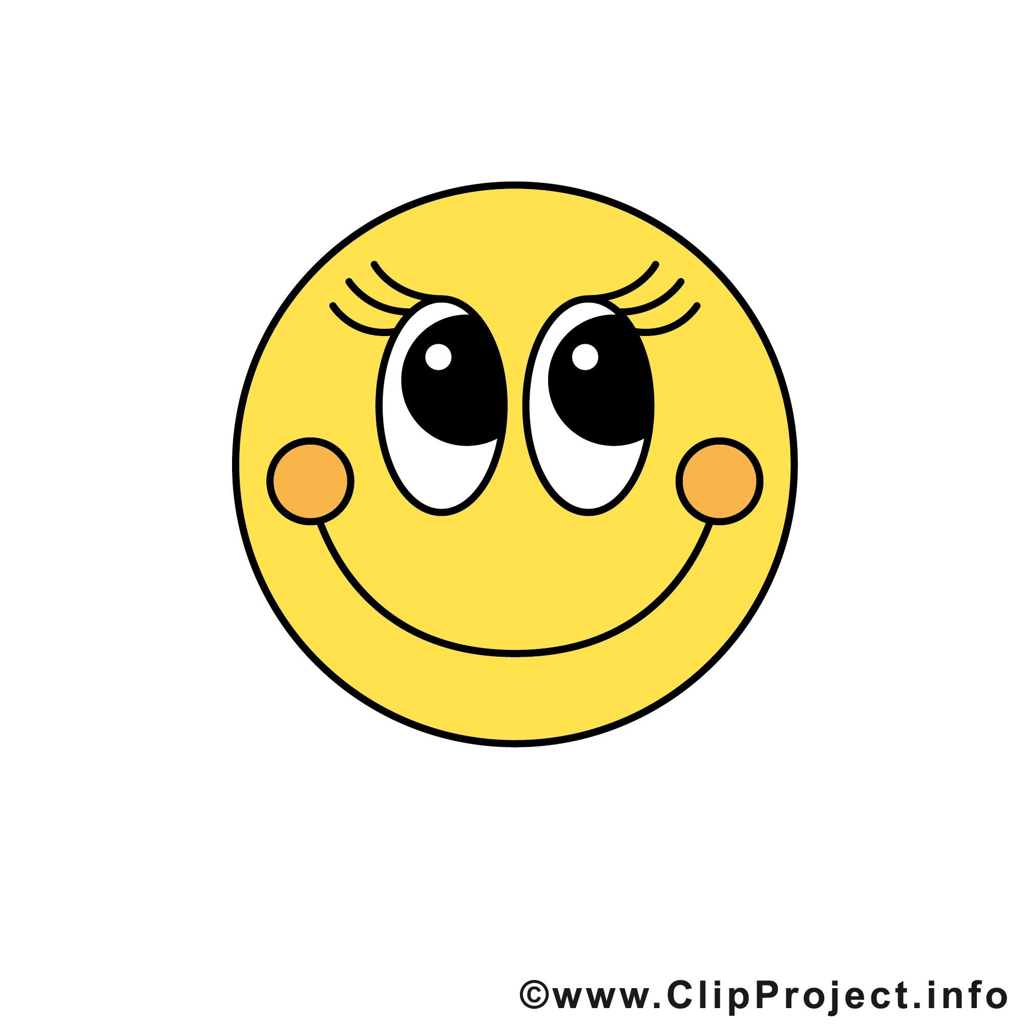 Clipart smiley kostenlos 4 » Clipart Station