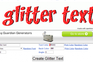 Clipart text generator » Clipart Station