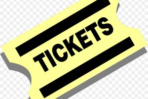 clipart ticket 9