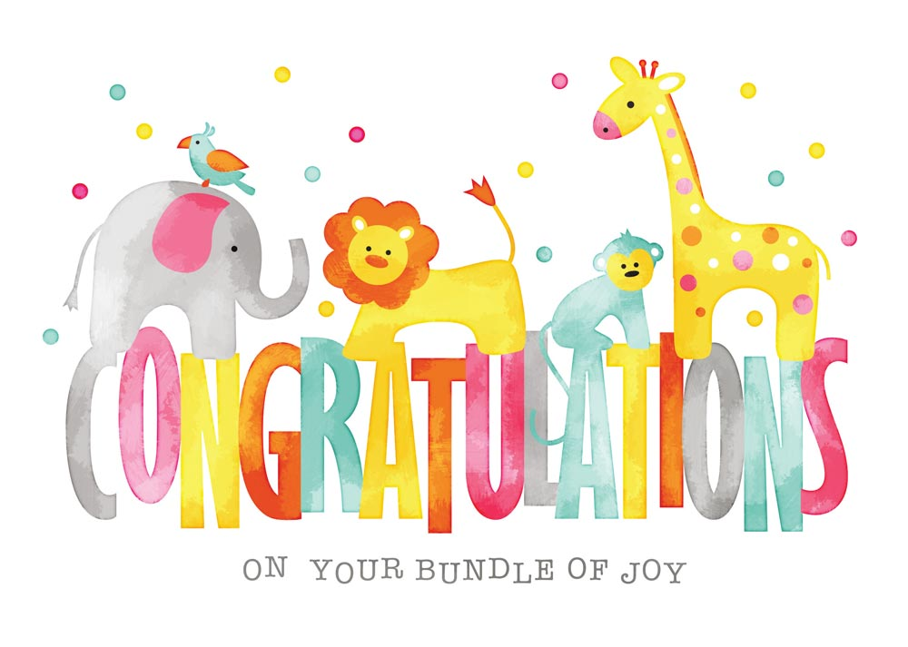 Congratulations New Baby Clipart 6 Clipart Station