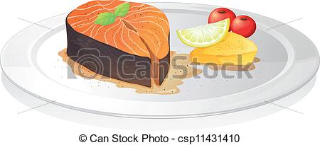 Cook Fish Clipart 4 Clipart Station