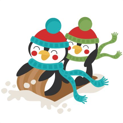 Snow cute. Winter clipart station