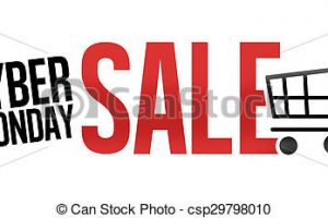 cyber monday clipart 3