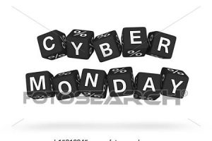 cyber monday clipart 4