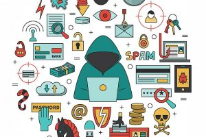 cyber security clipart 6