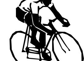 cycling clipart 5