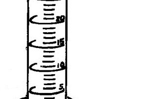 Graduated Cylinder Clipart – Clipground with regard to Graduated Cylinder Clipart Black And White