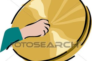 cymbals clipart 7