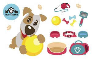 dog toy clipart 5