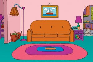 drawing room clipart 6