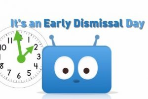 early dismissal clipart 2