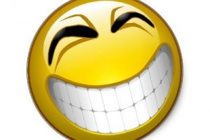 excited face clipart 3