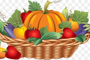 fall harvest clipart 9