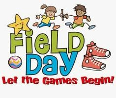 field day clipart black and white 6