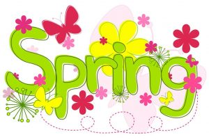first day of spring 2018 clipart 5