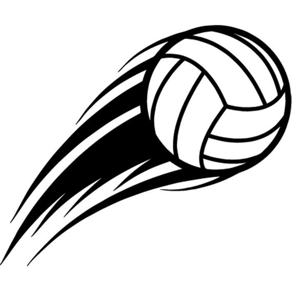 Flying volleyball clipart » Clipart Station