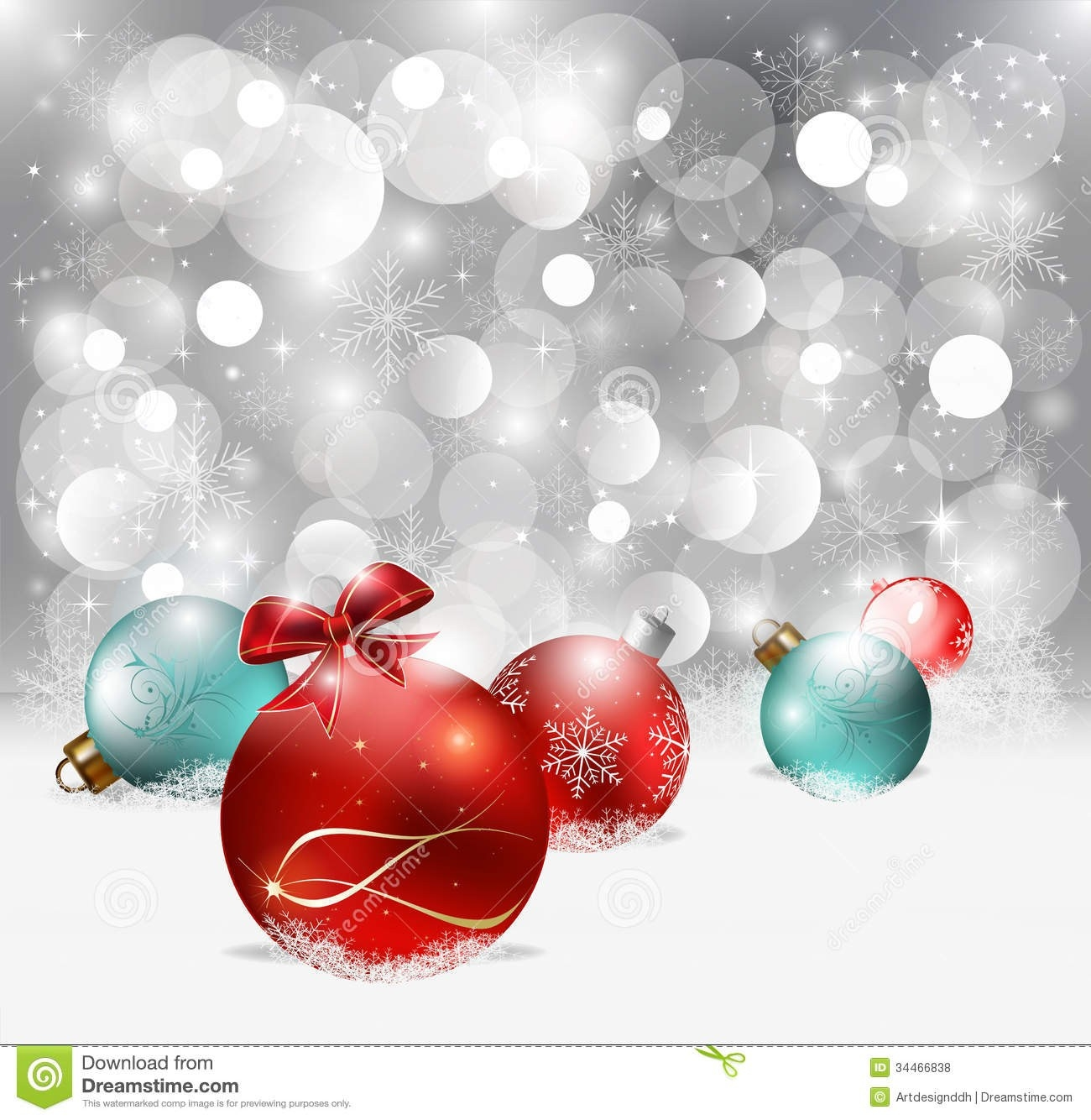 Christmas Clipart Background In Free Christmas Background