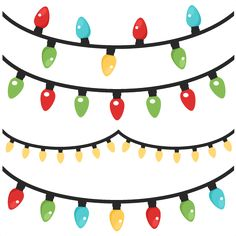 Christmas Lights Images Clip Art.Free Christmas Lights Clipart 1 Clipart Station