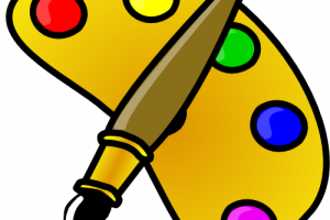 free clipart of artists