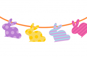 free easter banner clipart