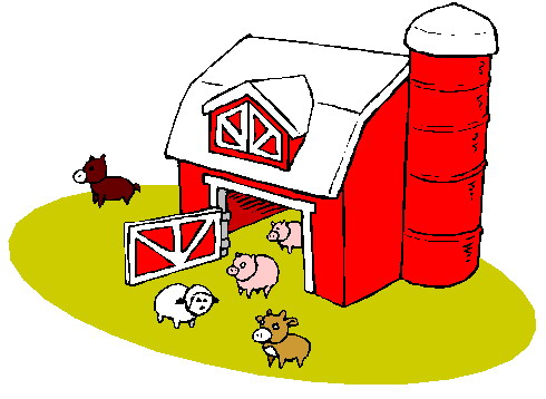 Free farmhouse clipart 3 » Clipart Station
