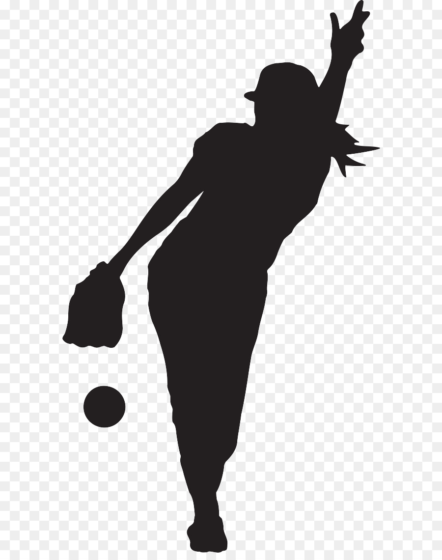 Fastpitch softball. Free clipart station
