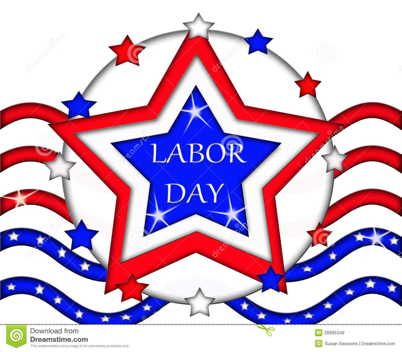 Free Labor Day Clipart 5 Clipart Station