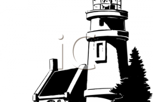 free lighthouse clipart 1
