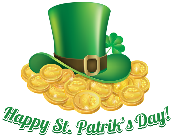 photograph regarding Free Printable Clipart for St Patrick's Day titled Absolutely free printable clipart for st patricks working day 1 » Clipart Station