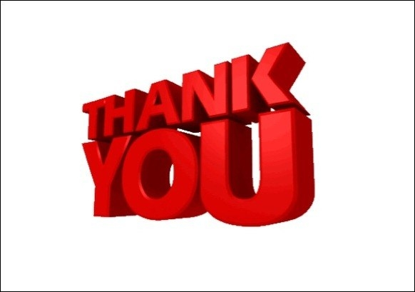 Powerpoint Thank You Images Download