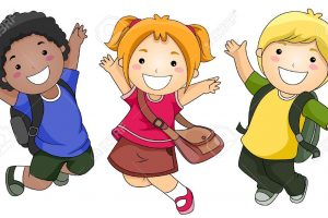 funny kids clipart 4