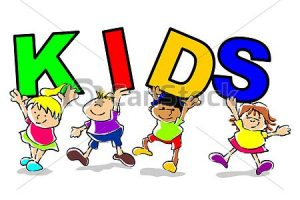 funny kids clipart 5