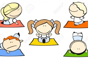 funny kids clipart 6