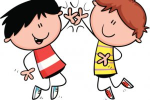 funny kids clipart 8