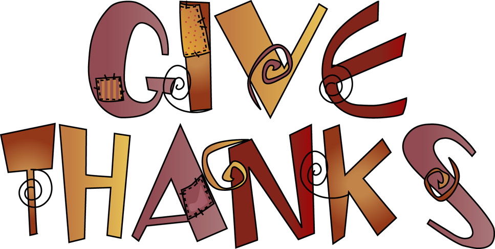 Giving Thanks Clipart 6 Clipart Station