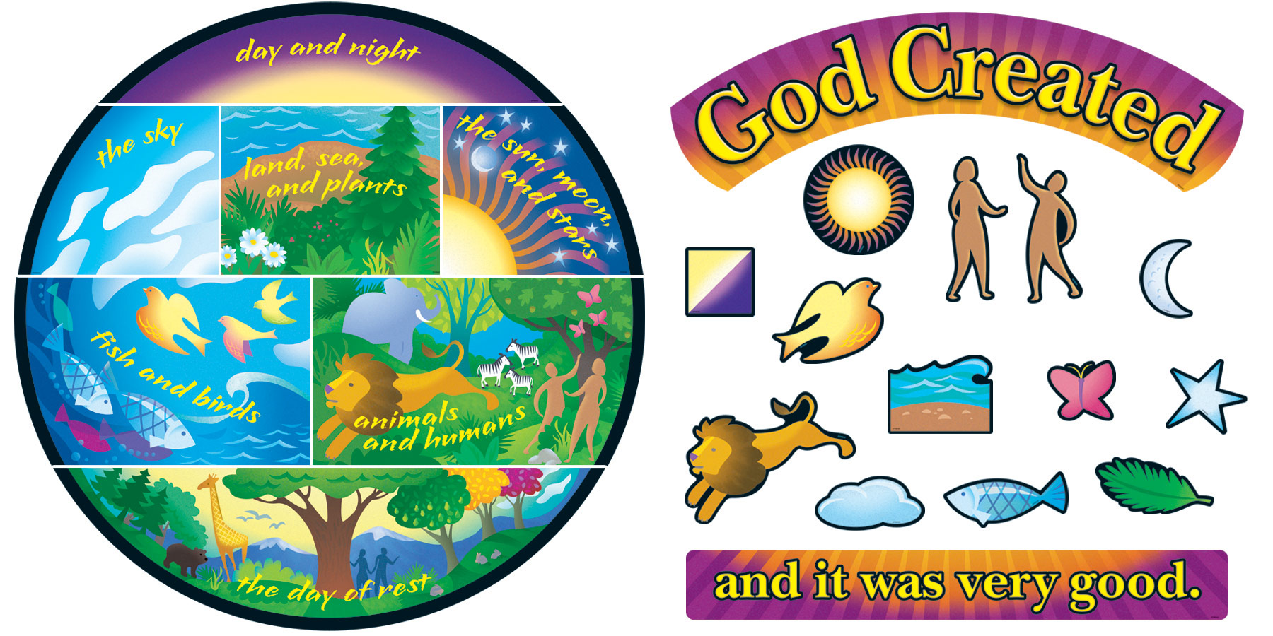 Gods creation clipart 4 » Clipart Station