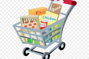 grocery store clipart transparent