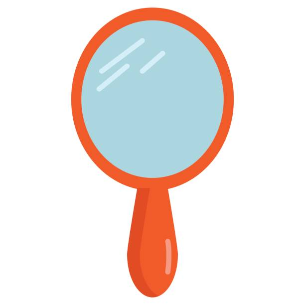Hand held mirror clipart 8 » Clipart Station (612 x 612 Pixel)