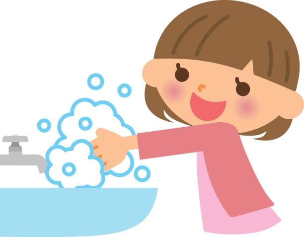 Hand washing clipart 5 » Clipart Station