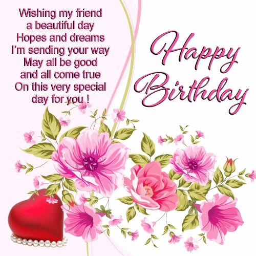Happy Birthday Friend Cards Beautiful Friends Clipart Explore Pictures