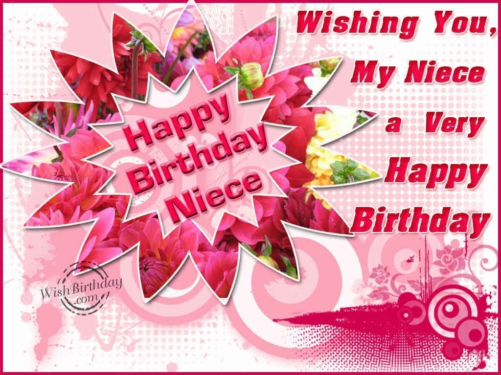 Happy Birthday Card For My Daughter Niece Clipart Kid