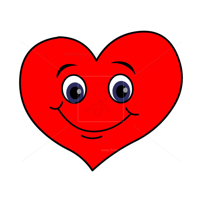 Happy heart clipart 5 » Clipart Station